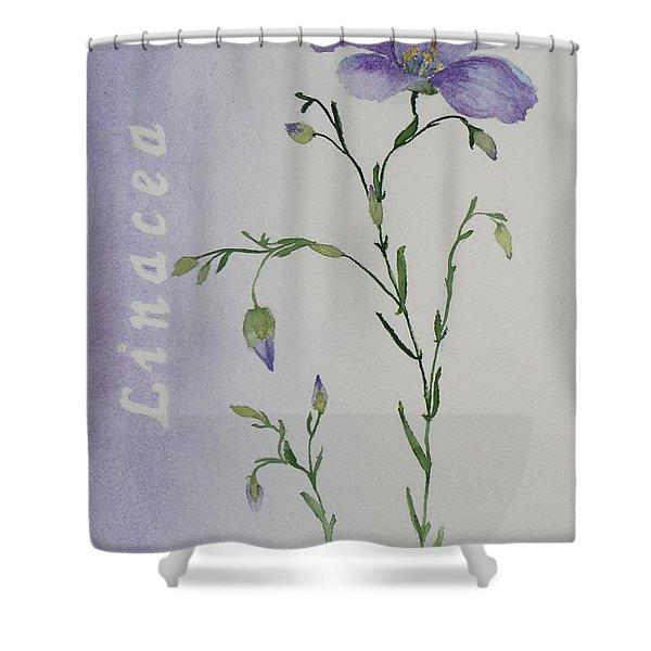 Linacea Shower Curtain