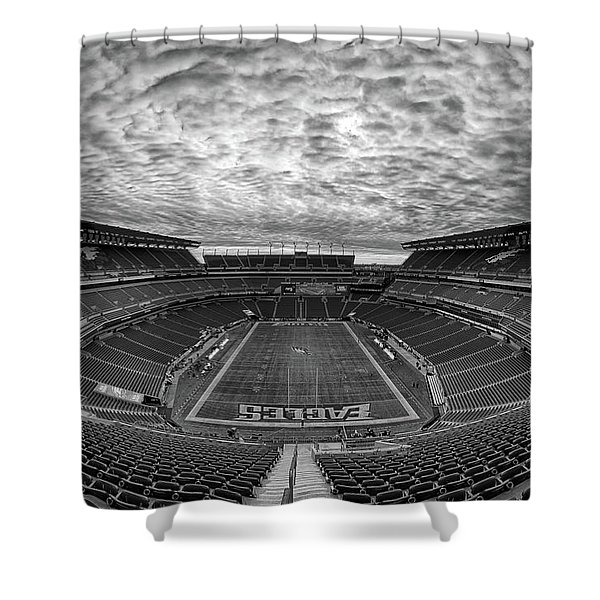 Lincoln Financial Field Shower Curtain