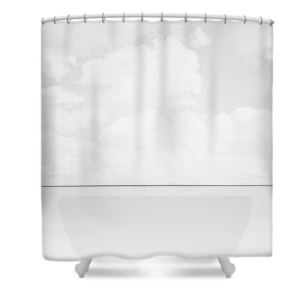Line Of Sight Shower Curtain