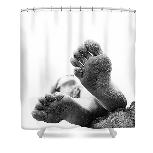 Lines #8234 Shower Curtain
