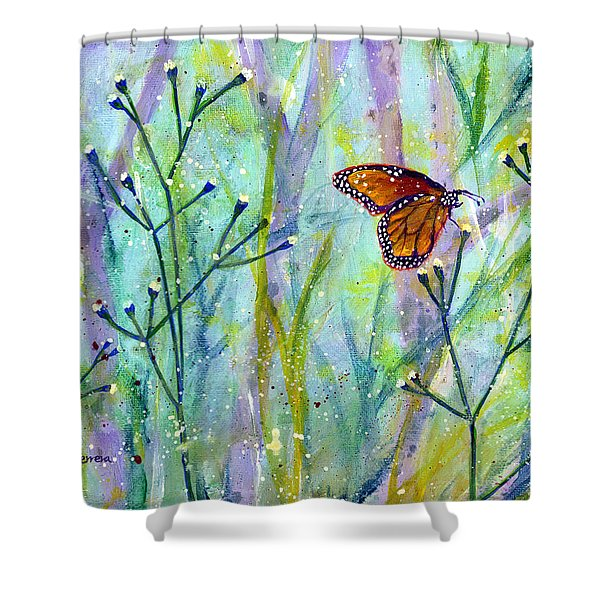 Lingering Memory 1 Shower Curtain