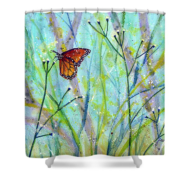 Lingering Memory 2 Shower Curtain