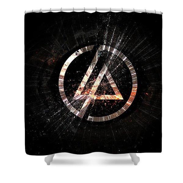 Linkin Park Shower Curtain