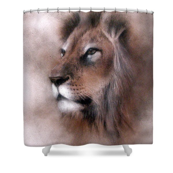 Lion King Shower Curtain