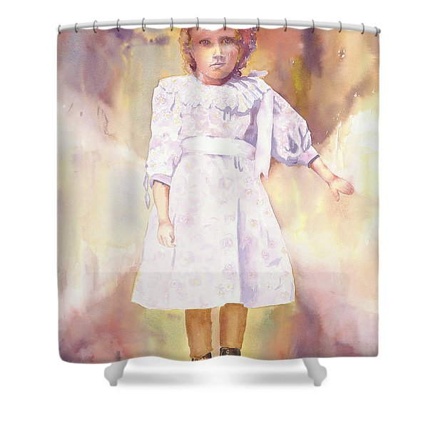 Little Anna Shower Curtain