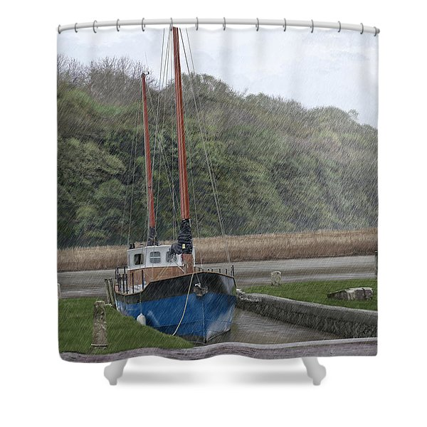 Little Charly Shower Curtain
