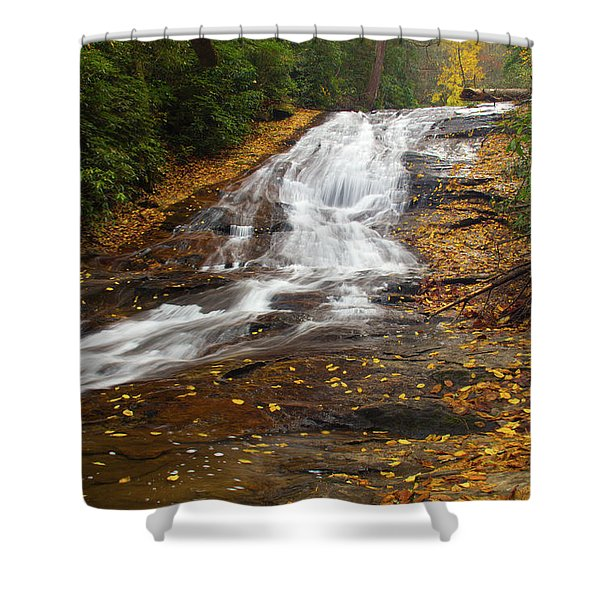 Little Fall Shower Curtain