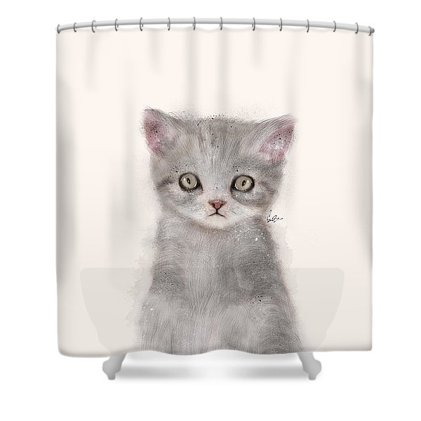 Little Kitten Shower Curtain