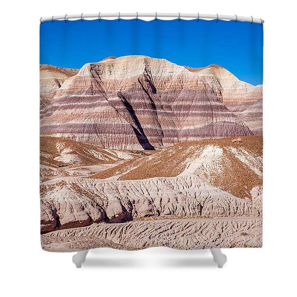 Little Painted Desert #5 Shower Curtain