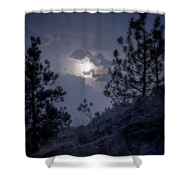 Little Pine Shower Curtain
