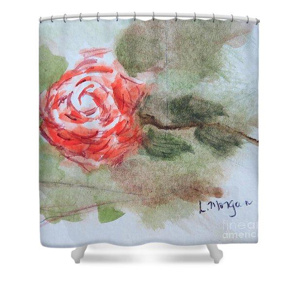 Little Rose Shower Curtain
