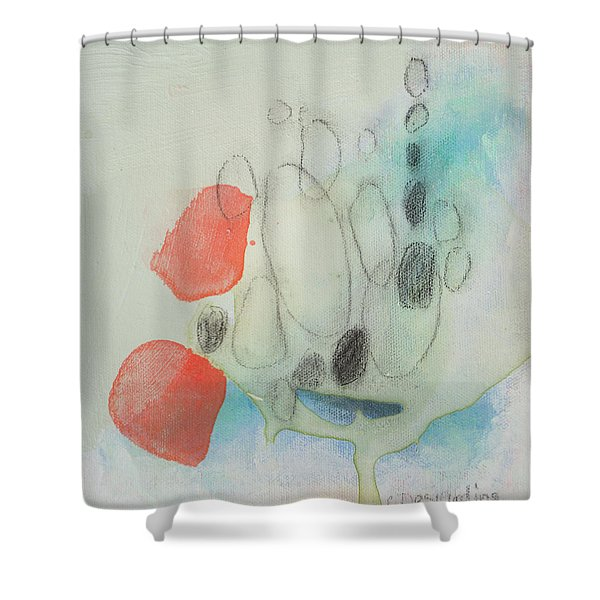 Little Secret 05 Shower Curtain