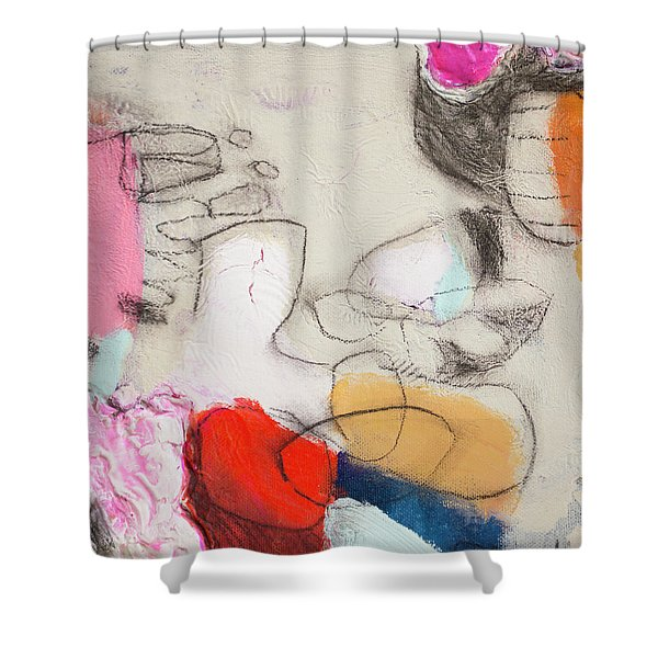 Little Secret 09 Shower Curtain
