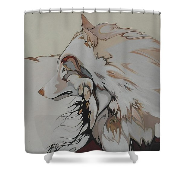 lObO Shower Curtain