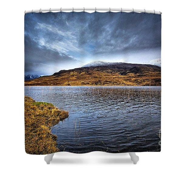 Loch Cill Chrisiod Shower Curtain