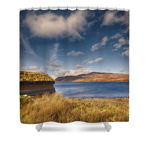 Loch Hope Shower Curtain