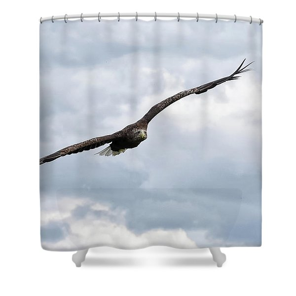 Locked On Shower Curtain