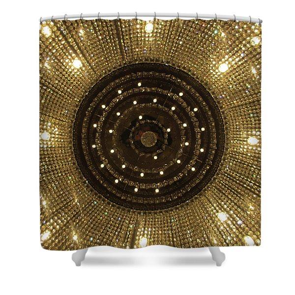 London Hilton Paddington 03 Shower Curtain
