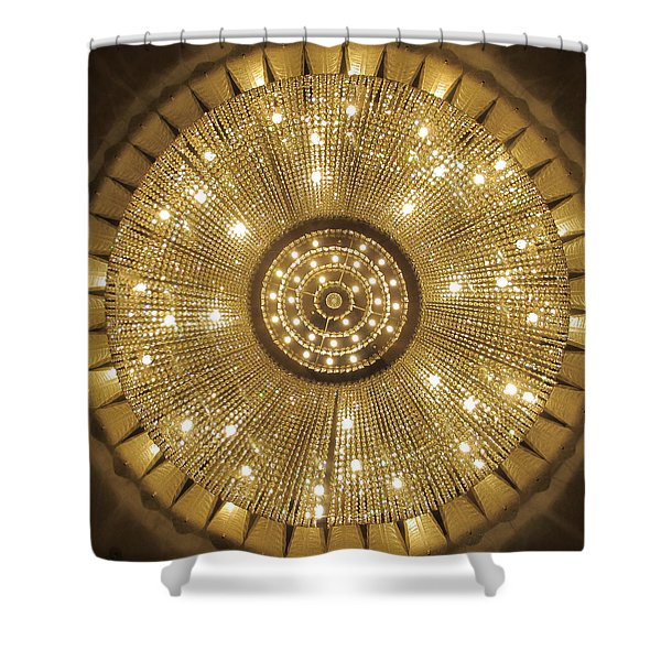 London Hilton Paddington 02 Shower Curtain