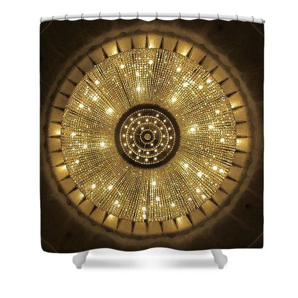 London Hilton Paddington 01 Shower Curtain