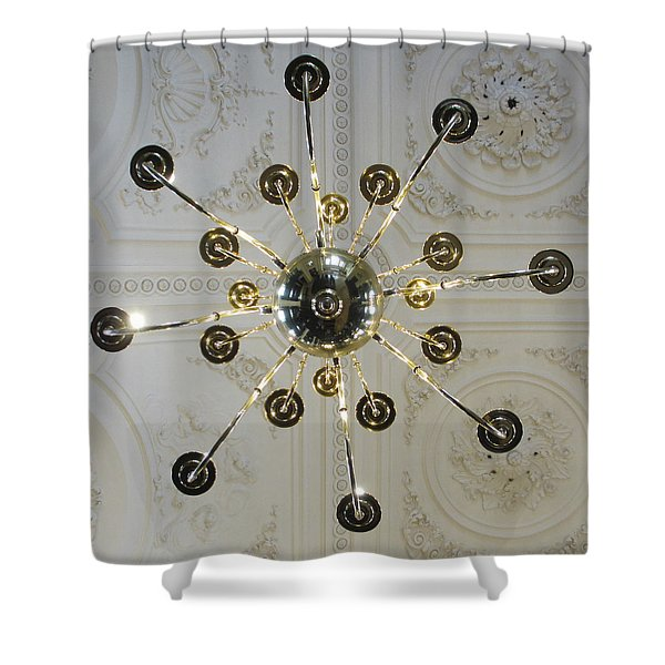London St Martin In The Fields Shower Curtain