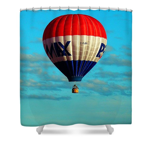 Loneliness ... Shower Curtain
