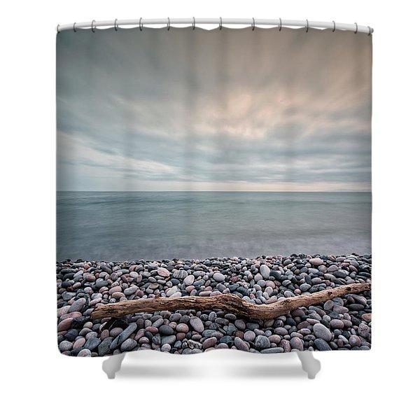 Loner Shower Curtain