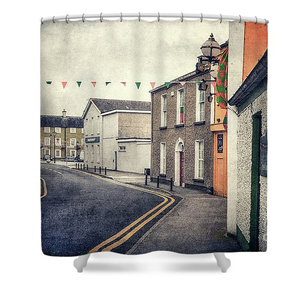 Lonesome Town Shower Curtain