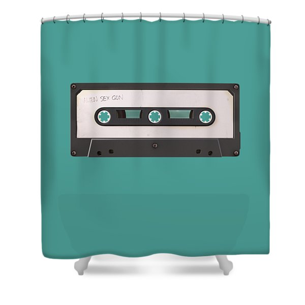 Long Play Shower Curtain