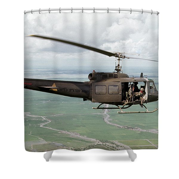 Longknife 26 Shower Curtain