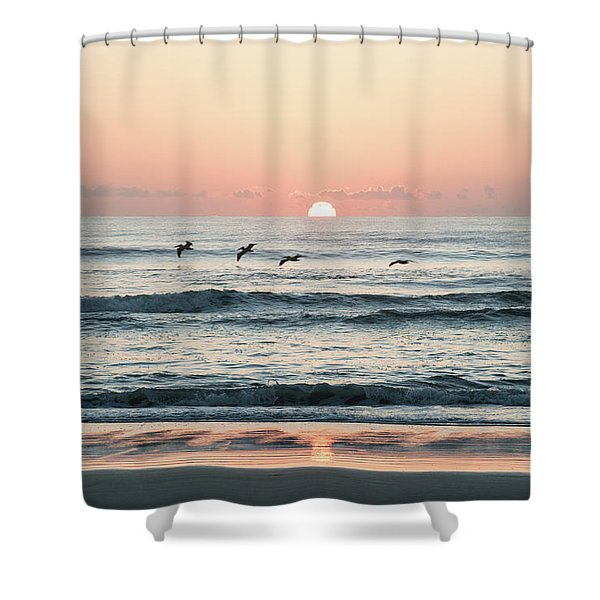 Looking For Breakfest Shower Curtain