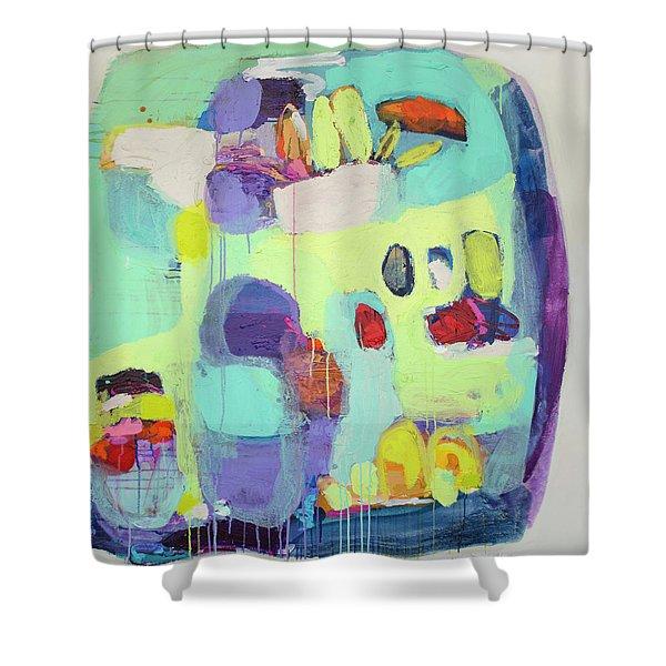 Loosen The Grip Shower Curtain