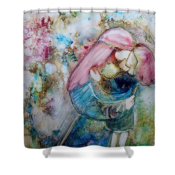 Lord I Need You Shower Curtain