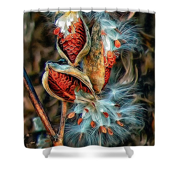 Lord Of The Dance Shower Curtain