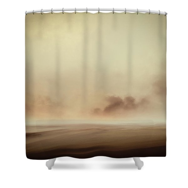 Lost Sands Shower Curtain