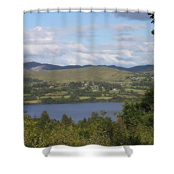 Lough Eske 4237 Shower Curtain