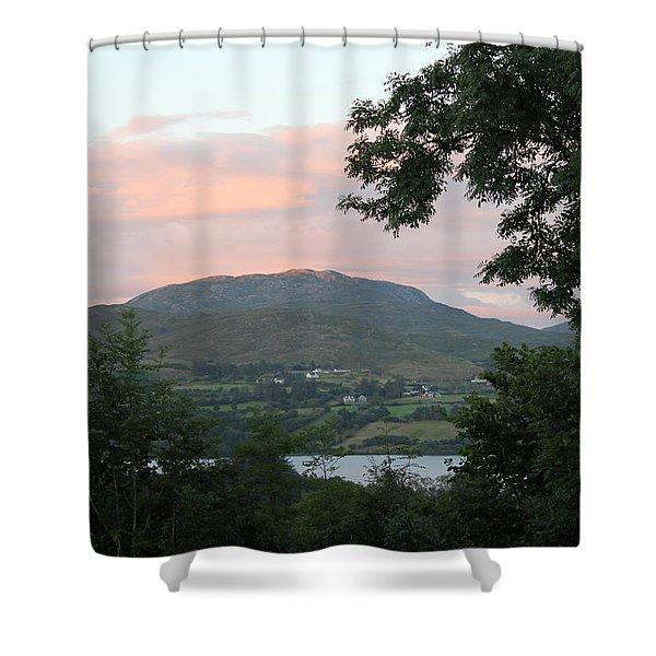 Lough Eske 4258 Shower Curtain