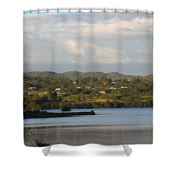 Lough Eske Shower Curtain