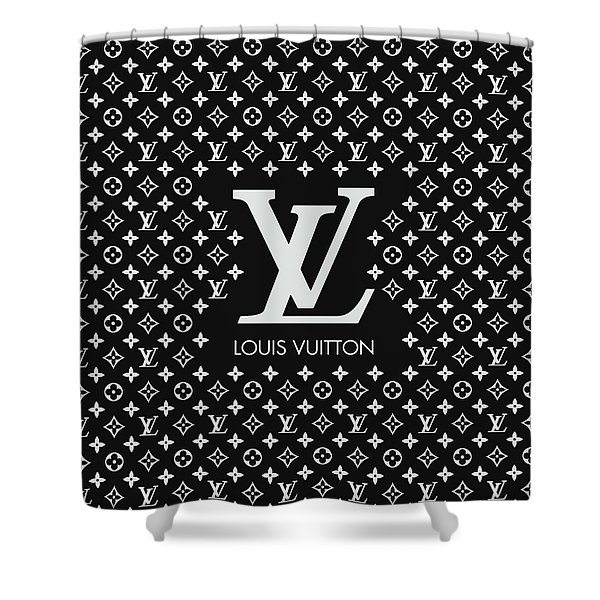 b6b84aa028 Louis Vuitton Pattern - Lv Pattern 11 - Fashion And Lifestyle Shower Curtain