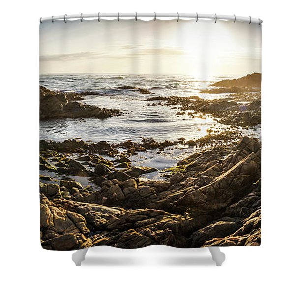 Love Cove Shower Curtain