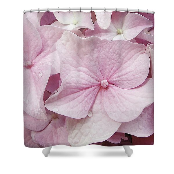 Love Is All Around You Shower Curtain
