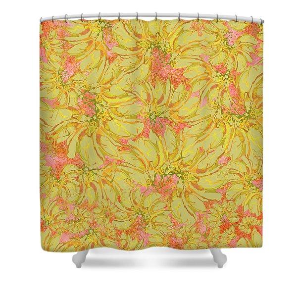 Love Nest 1 Viewb Shower Curtain