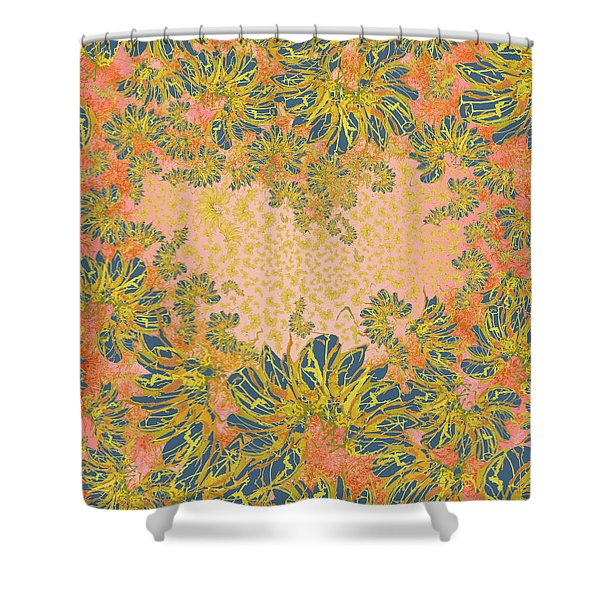Love Nest 3 Shower Curtain