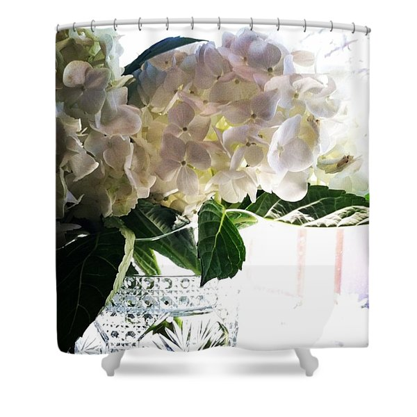 Love These Flowers! #happylaborday Shower Curtain
