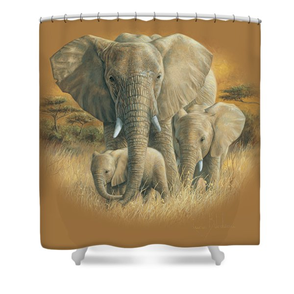 Loving Mother Shower Curtain