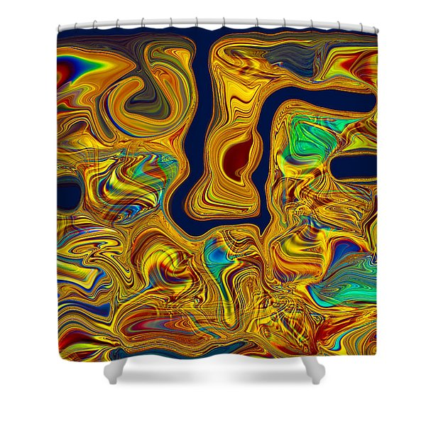 LSD Shower Curtain