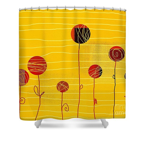 Lubi - S01-03c Shower Curtain