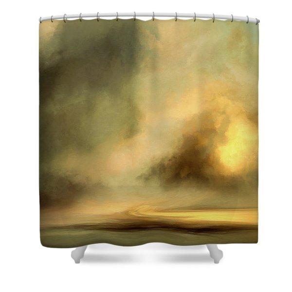 Lucent Shower Curtain