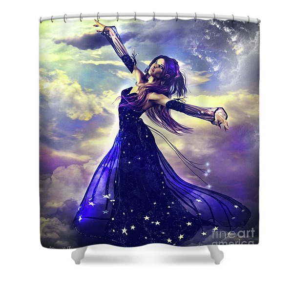 Lucid Dream Shower Curtain
