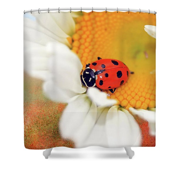 Lucky Lady Shower Curtain
